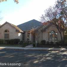 Rental info for 4719 French Quarter Court in the Lubbock area