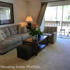 Rental info for 3801 Parkview Lane .#10C in the Rancho San Joaquin area