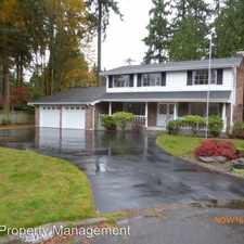 Rental info for 13014 NE 10th St in the Bellevue area