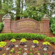 Rental info for 15433 Country Club Drive #E103 in the Mill Creek area