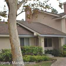 Rental info for 39 Snowberry in the Irvine area