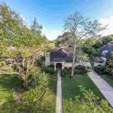 Rental info for 11907 Pebble Rock Drive Houston Four BR, Beautiful home with