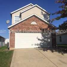 Rental info for 11616 Glenn Abbey Ln - Terrific 3 Bedroom Home in Lawrence in the Indianapolis area