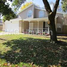 Rental info for Spacious 2 Story home in Channelview, TX in the 77530 area