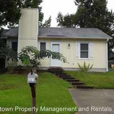 Rental info for 107 Hickory Grove Drive