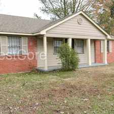 Rental info for 4562 Tulane Road,Memphis,Tennessee, 38109 in the Memphis area