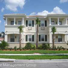 Rental info for 8582 Gilford Lane in the Lake Nona area