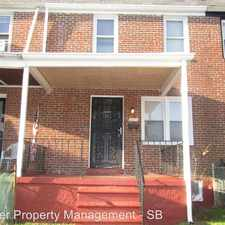 Rental info for 5334 Cuthbert Avenue in the Arlington area