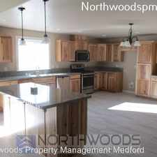 Rental info for 4490 Wolf Run Dr in the Medford area