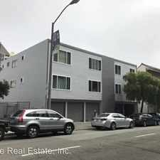 Rental info for 1350 Golden Gate Avenue #16 in the Western Addition area