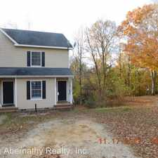 Rental info for 2806b Manchester Drive