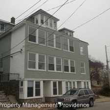 Rental info for 228-230 West School St. in the 02895 area