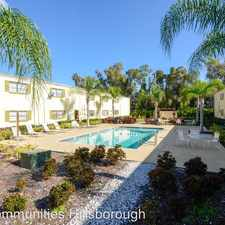 Rental info for 3729 W Tyson Ave in the Sun Bay South area