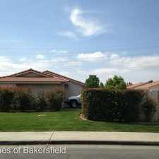 Rental info for 2823 Brookside Dr in the Bakersfield area