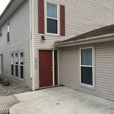 Rental info for 4810,4812,4814,4816 Woodmark Dr. in the 46815 area
