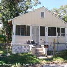 Rental info for 612 N Duss St in the New Smyrna Beach area