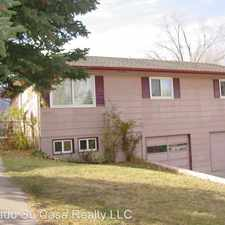 Rental info for 2012 Mount Washington Ave in the Colorado Springs area