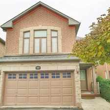 Rental info for 52 Frobisher Street in the Markham area