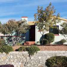 Rental info for 801 McKelligon Drive in the Kern Place area