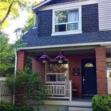 Rental info for 4 Bellhaven Rd in the Woodbine Corridor area