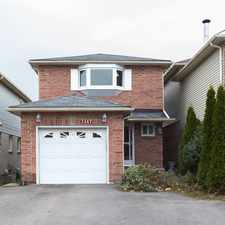 Rental info for 2147 Denby Drive in the Pickering area