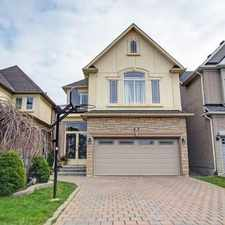 Rental info for 57 Copperstone Crescent in the Markham area