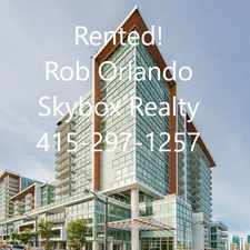 Rental info for 718 Long Bridge Street in the San Francisco area