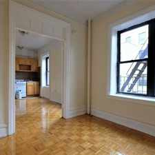 Rental info for Adam Clayton Powell Jr Blvd & Central Park N in the New York area