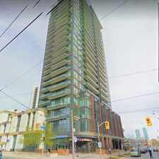 Rental info for Dundas St E & Sackville St in the Moss Park area