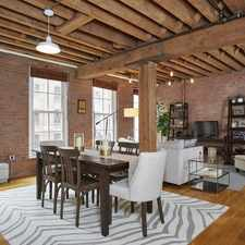 Rental info for Greenwich St & Beach St in the SoHo area