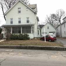 Rental info for 150 Myrtle ave in the 01420 area