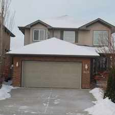 Rental info for Beautiful 2 Storey - 4 Bedroom House in SW Leger for Rent - Pet Friendly in the Terwillegar Towne area