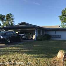Rental info for 735 Eastridge Drive in the 32713 area