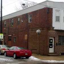 Rental info for 1819 S 22nd Street in the Point Breeze area