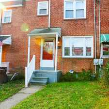 Rental info for 10 East 36th Street in the Wilmington area