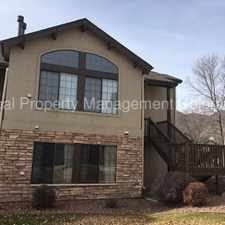 Rental info for Beautiful Ground Unit Condo in Mountain Shadows in the Oak Hills area