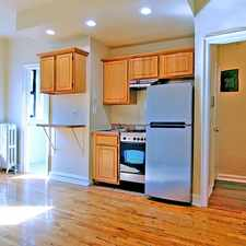 Rental info for Warwick Court in the Central Harlem area