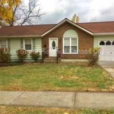Rental info for Lots of Space in this Independence MO Home in the Kansas City area