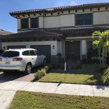Rental info for 14650 Southwest 15th Street in the Tamiami area