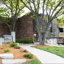 Rental info for University Villa Apartments in the East Lansing area