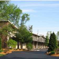 Rental info for Burcham Woods Apartments in the East Lansing area
