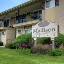 Rental info for Madison Apartments in the Lansing area