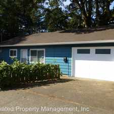 Rental info for 435 SE 12th Ave in the Central Hillsboro area