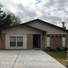 Rental info for 4253 Hartford Drive in the Garland area