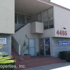 Rental info for 4455 Lamont Street - Suite E in the San Diego area