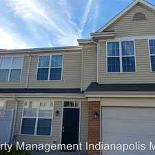 Rental info for 2352 Colfax Ln in the Indianapolis area