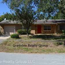 Rental info for 4491 Springwood Dr. in the 34608 area