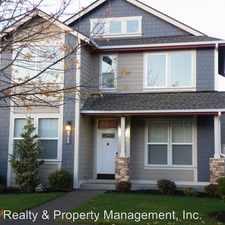 Rental info for 4714 46th Avenue Southeast, in the Lacey area