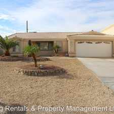 Rental info for 1561 Chandler Dr Unit #101 in the Lake Havasu City area