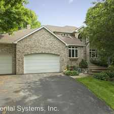 Rental info for 6541 Fox Path in the Chanhassen area